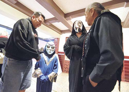 Locals share experiences at Gallup UFO Film Fest