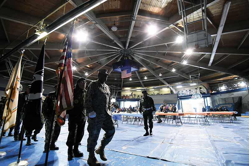 Tribal leaders commit to housing, jobs for Navajo veterans