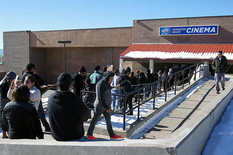 After 24 Years Window Rock Cinema Opens Doors Navajo Times