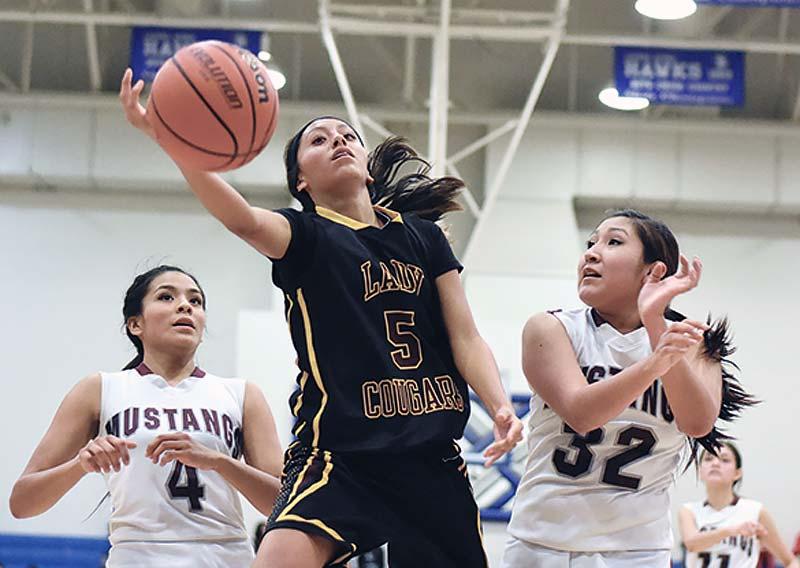Tohatchi girls repeat as Laguna-Acoma tournament champions