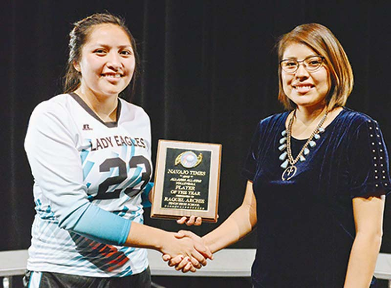 Fall Sports All-Stars recognized for performance - Navajo Times