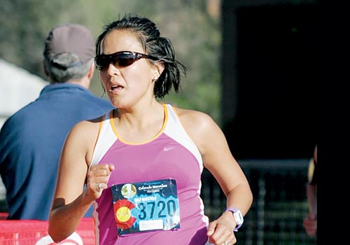 Diné woman qualifies for upcoming Olympic Trials