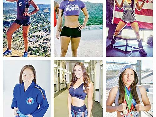 Founder: Calendar to spread importance of fitness across Indian Country