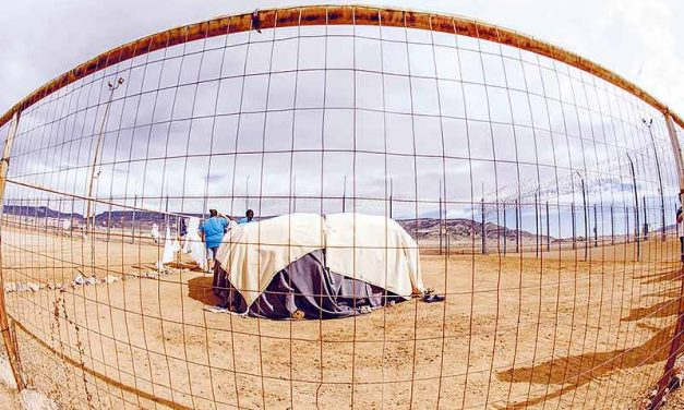 Sweat lodge gives imprisoned Native women moments of spiritual freedom