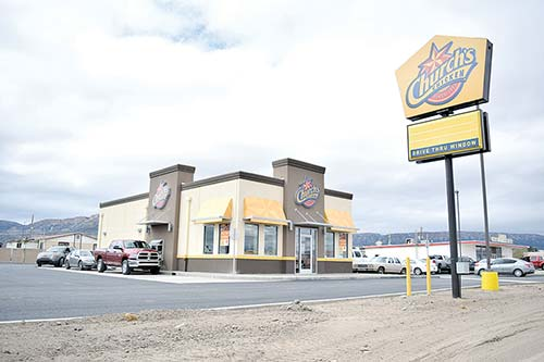 New Church's Chicken  opens its doors in Kayenta
