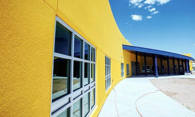 New day care center means  more room for more children