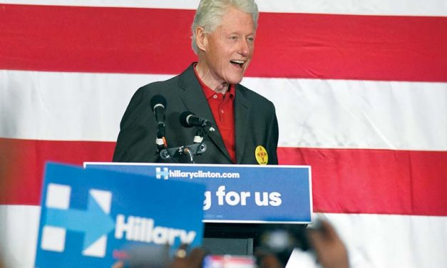 Bill Clinton talks diversity in Indian Country