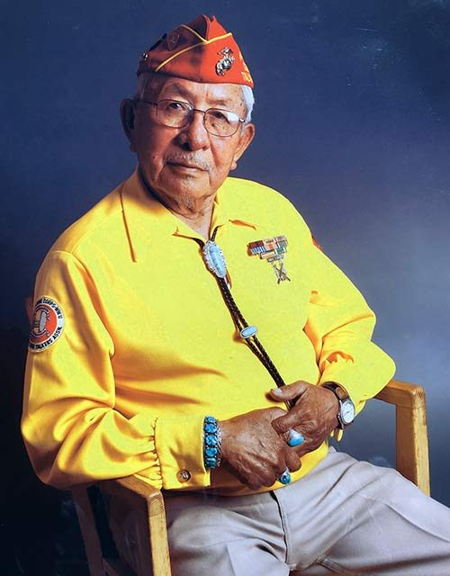 Late code talker remembered as humble, caring person