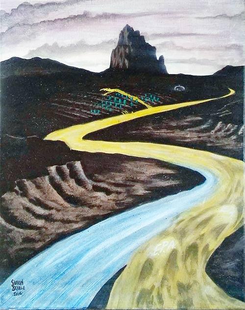 Mine spill near Gold King Mine prompts action by Farmington
