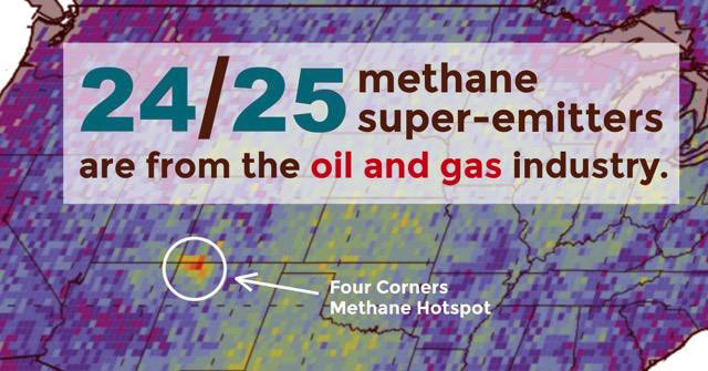 Researchers confirm NASA findings of methane cloud