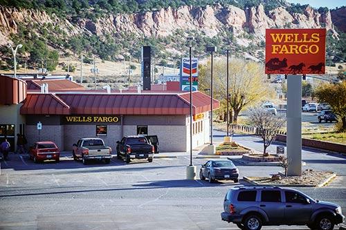 Wells Fargo, Nation settle lawsuit for $6 5 million - Navajo