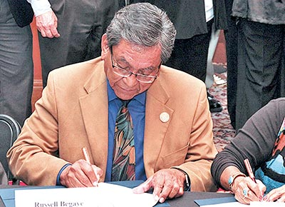 New gaming compact good news for Navajo