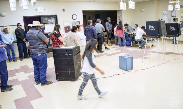 Massive Navajo census effort underway