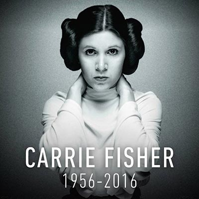 Diné 'Star Wars' voice actors bid farewell to Fisher