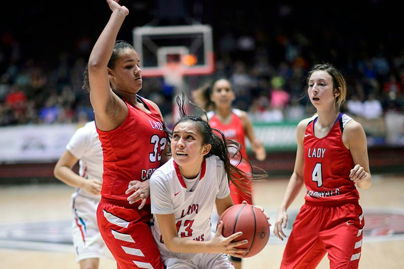 Shiprock girls to battle Hope Christian for 4A title