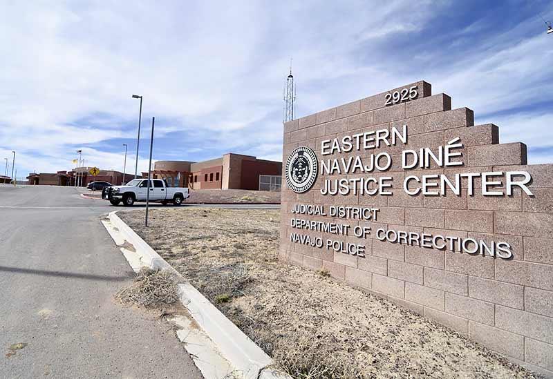 Navajo police officer fatally shot