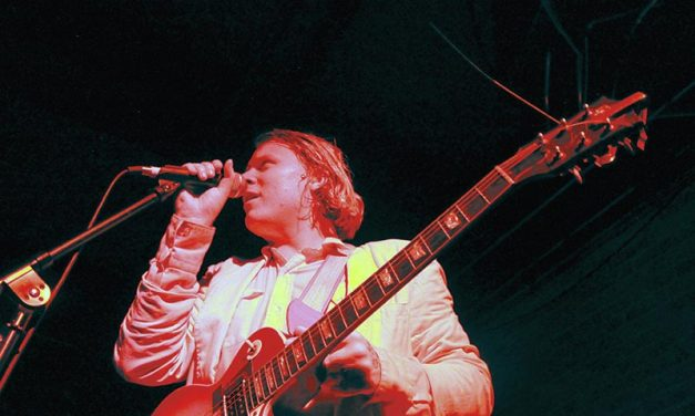 Ty Segall invades Duke City with garage rock