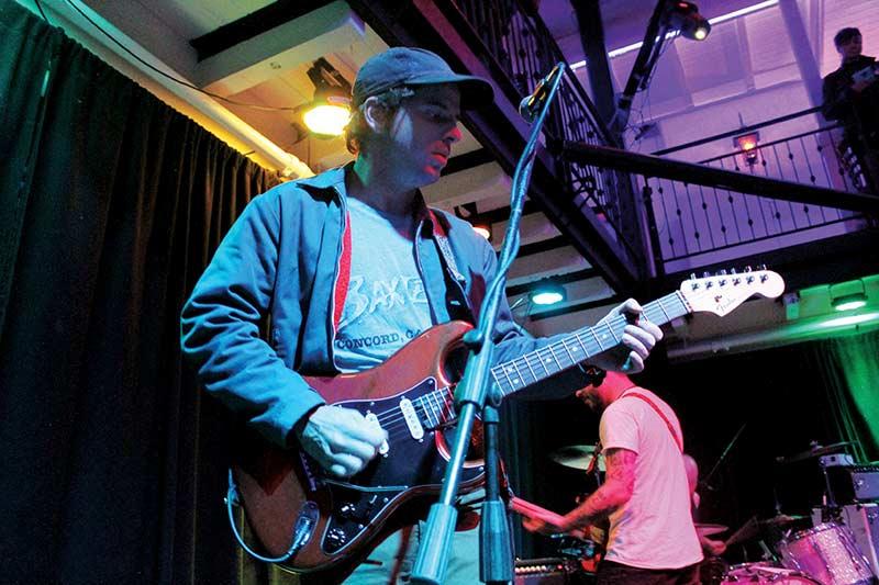 Wavves' indie-rock hits Santa Fe