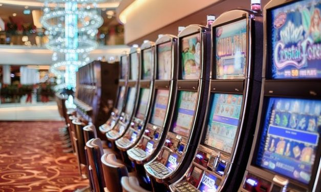 Indian gaming booming locally, nationwide