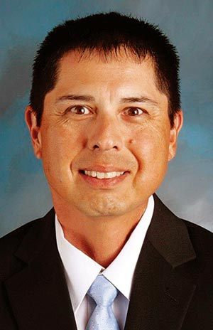 Owen St. Clair becomes first Native American on NFHS sports board of directors