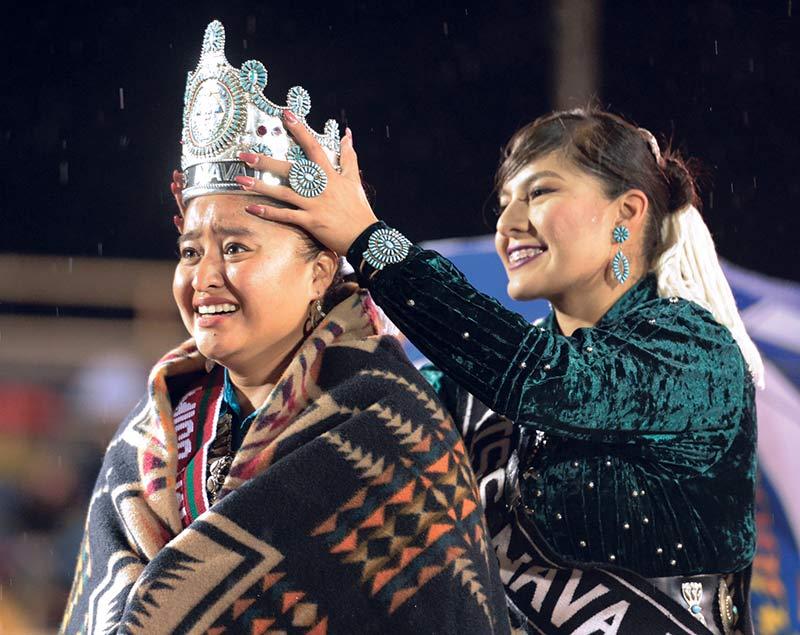New Miss Navajo crowned