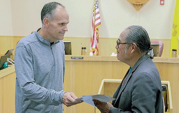 Totah mayor proclaims 'Indigenous Peoples Day'