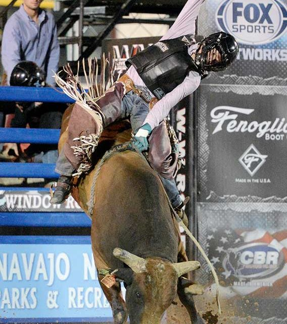 World Standings Leader Campbell Wins Cbr Title Navajo Times
