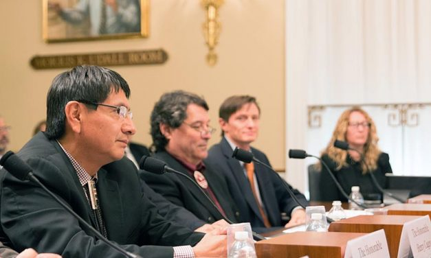 Navajo, other tribes call land-use bill a step in the right direction