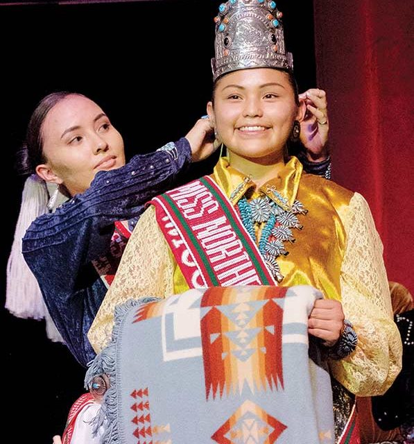 New Miss Northern Navajo wins back-to-back crown