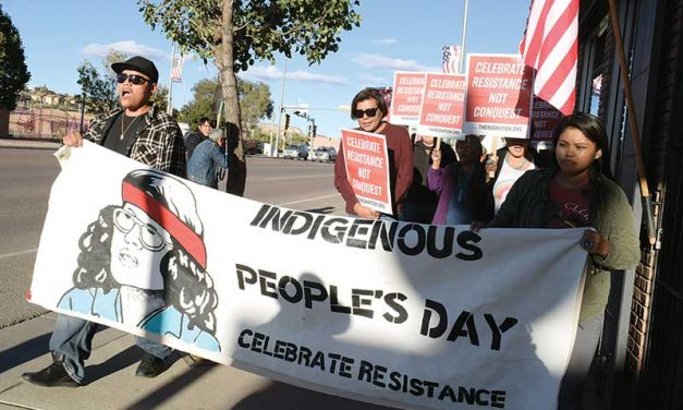 Letters: Join us on Indigenous Peoples Day