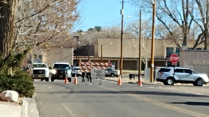 3 dead in shooting at Aztec High School