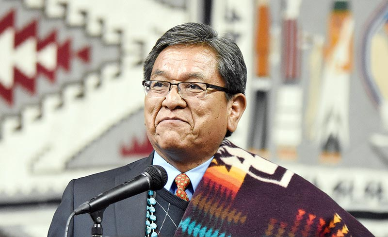 Begaye: Factories are on their way to Navajo