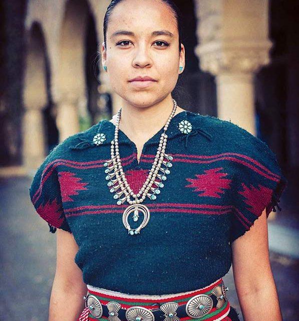 Lyla June: Writer, poet, musician, healer, singer