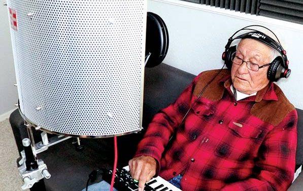 Navajo pianist starts production company
