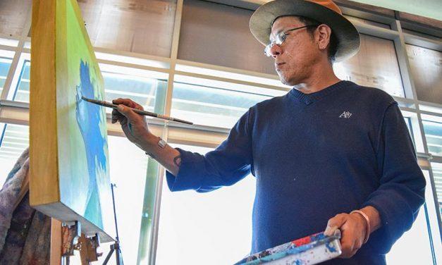 Visionary Diné artist passes