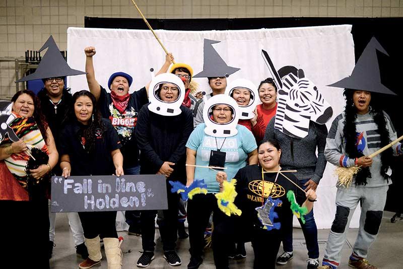 NTU students earn top honors at AIHEC confab