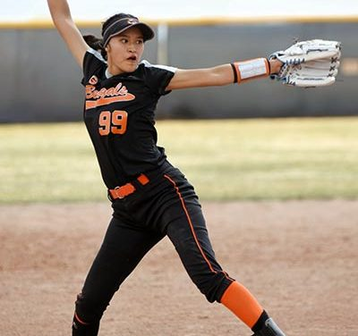 Gallup softball 'ahead of schedule'