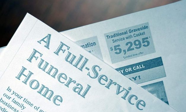 Funeral homes prey on the vulnerable – don't get coerced