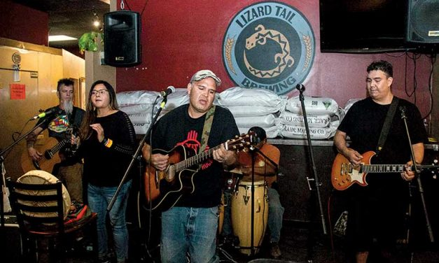 'Night of the Navajos' samples the Diné music scene