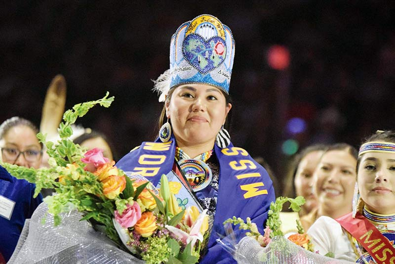 Miss Indian World plans active yearlong reign