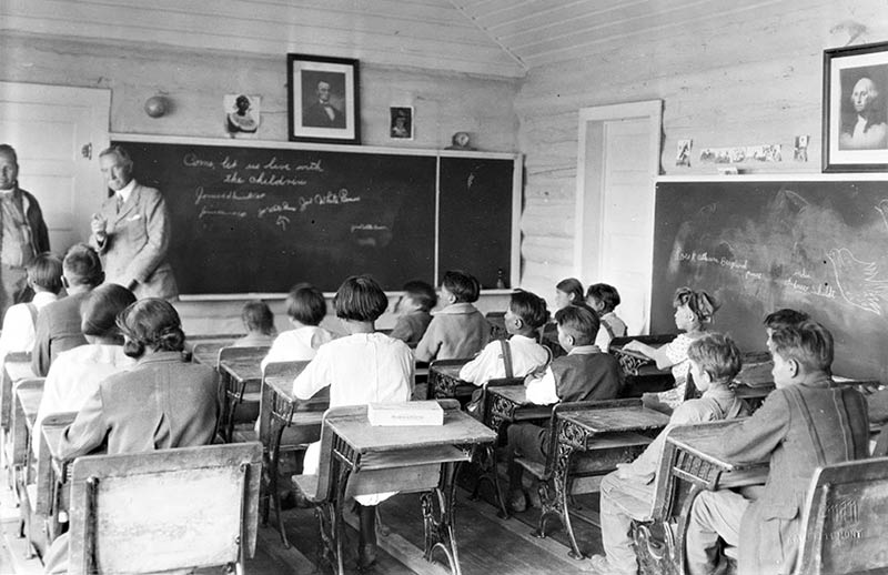 50 Years Ago: Education takes stage in chairman campaigns