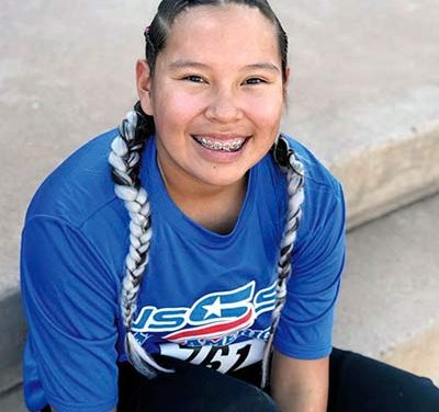 Three local softballers on way to All American Games