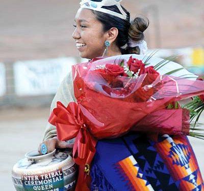 New Ceremonial queen battles teen suicide