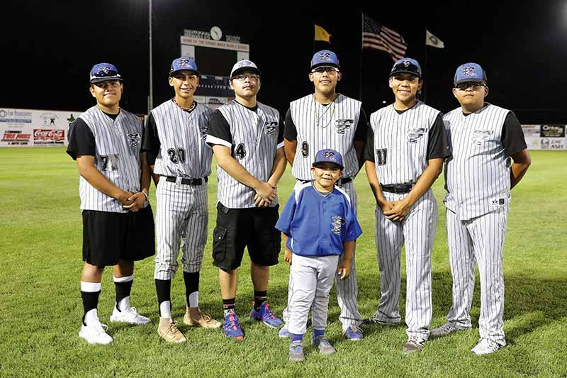 Connie Mack turned into teaching moment with Navajo players