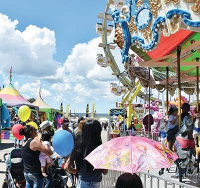 Last-minute request granted for fair