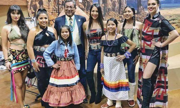 'Sacred Native' writes new page of Indigenous fashion