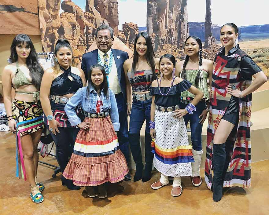 'Sacred Native' writes new page of Indigenous fashion