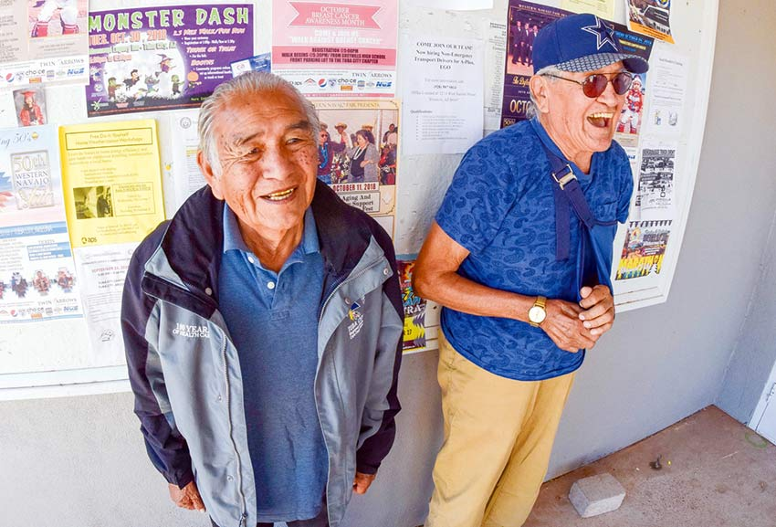 Western Navajo Fair hits 50