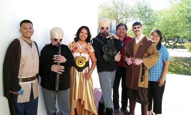 Navajo actors who lent their voices and Navajo speaking talents to be honored