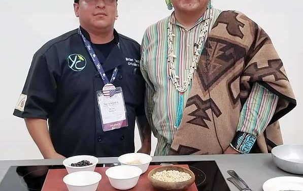 Diné cuisine making ripples in slow food world
